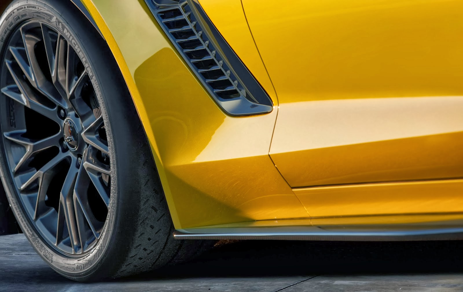 2015 Chevrolet Corvette Z06 Detroit Auto Show Debut