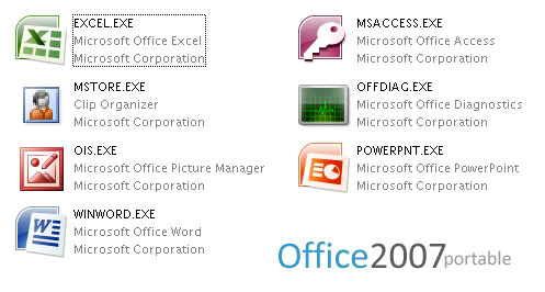 download powerpoint 2007 portable gratis