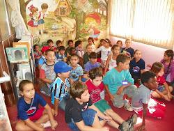 Projeto Mais educação/2012