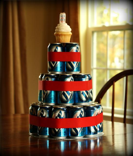 Beer Cake Tutorial