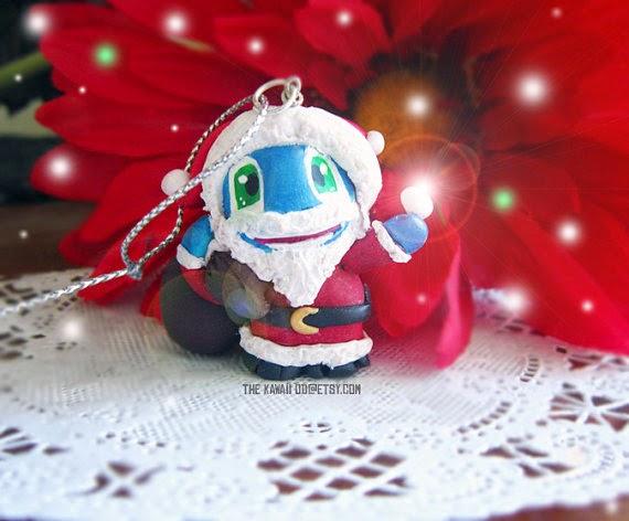 Fanart của các fan trên khắp thế giới về chủ đề Giáng sinh