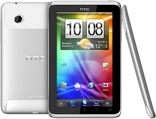 Android OS Based Tablet HTC Flyer