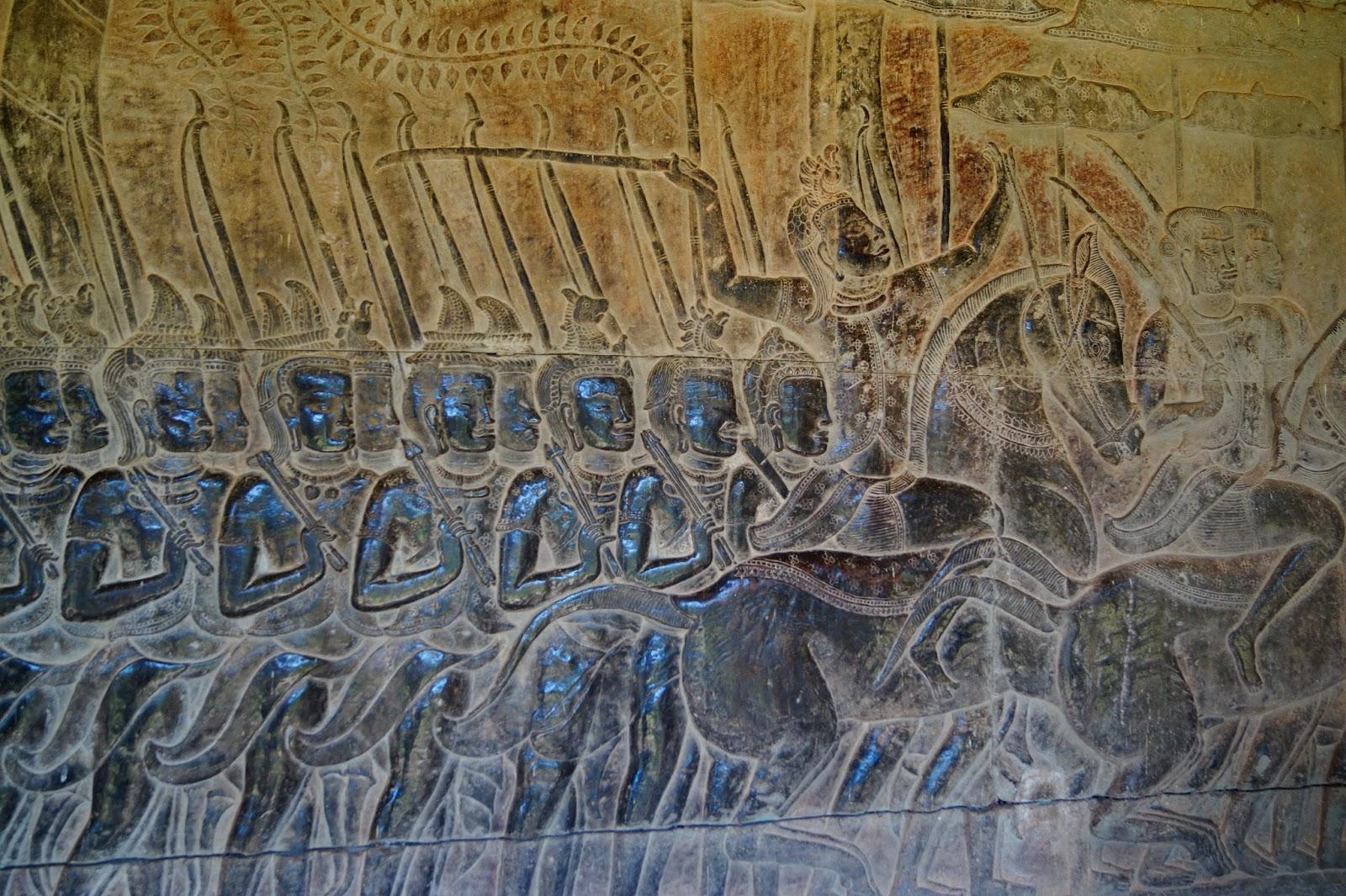 les t sur terre temples d 39 angkor aangkor wat merveilles du monde 8 d c. Black Bedroom Furniture Sets. Home Design Ideas