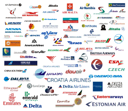 Major Airline Carrier Logo Images & Pictures - Becuo