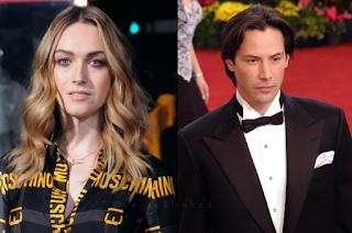 Keanu Reeves Girlfriend 2015 Jamie Clayton Images | Celebrity Buzz!