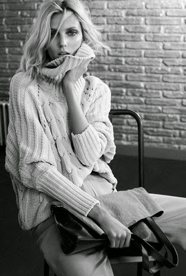 Massimo Dutti jersey mujer otoño invierno 2014 2015 colección edición limitada