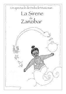 La sirena de Zanzibar en Caixaforum Madrid