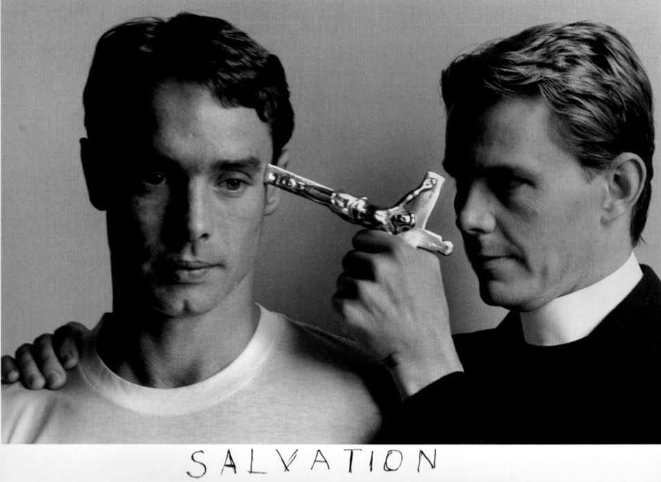 Duane Michals: Salvation