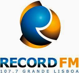 Rádio Record FM 107,7 Lisboa Portugal ao vivo