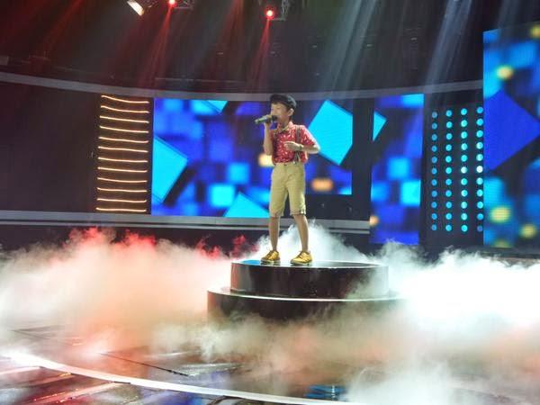 Jojo Idol Junior - Ku yang Dulu Bukanlah yang Sekarang (Tegar)