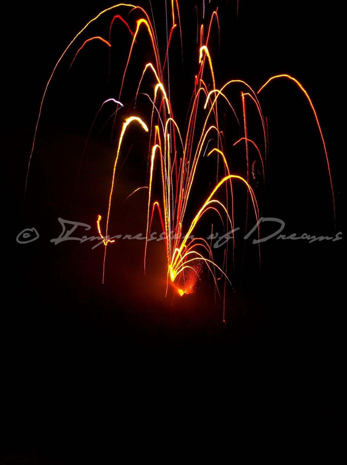 Feuerwerk Fotografie