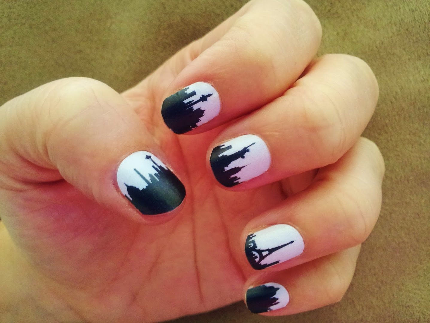 Emily Pearson Jamberry Independent Nail Consultant Skyline