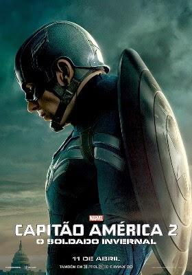 Capitão América 2: O Soldado Invernal BDRip Dublado (720p e 1080p)