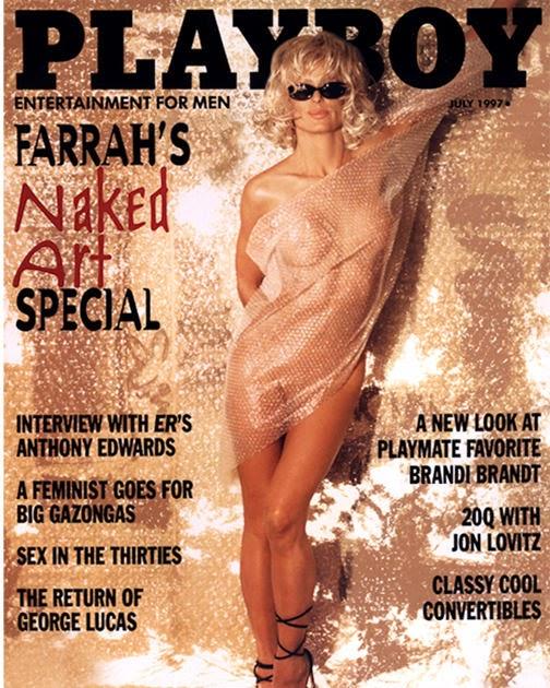Farrah fawcett nude