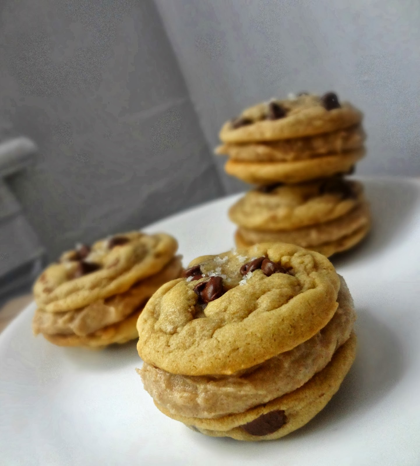 The Cooking Actress: Brown Butter Chocolate Chip Cookie ...