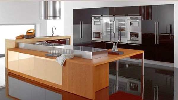 kitchens in modern style