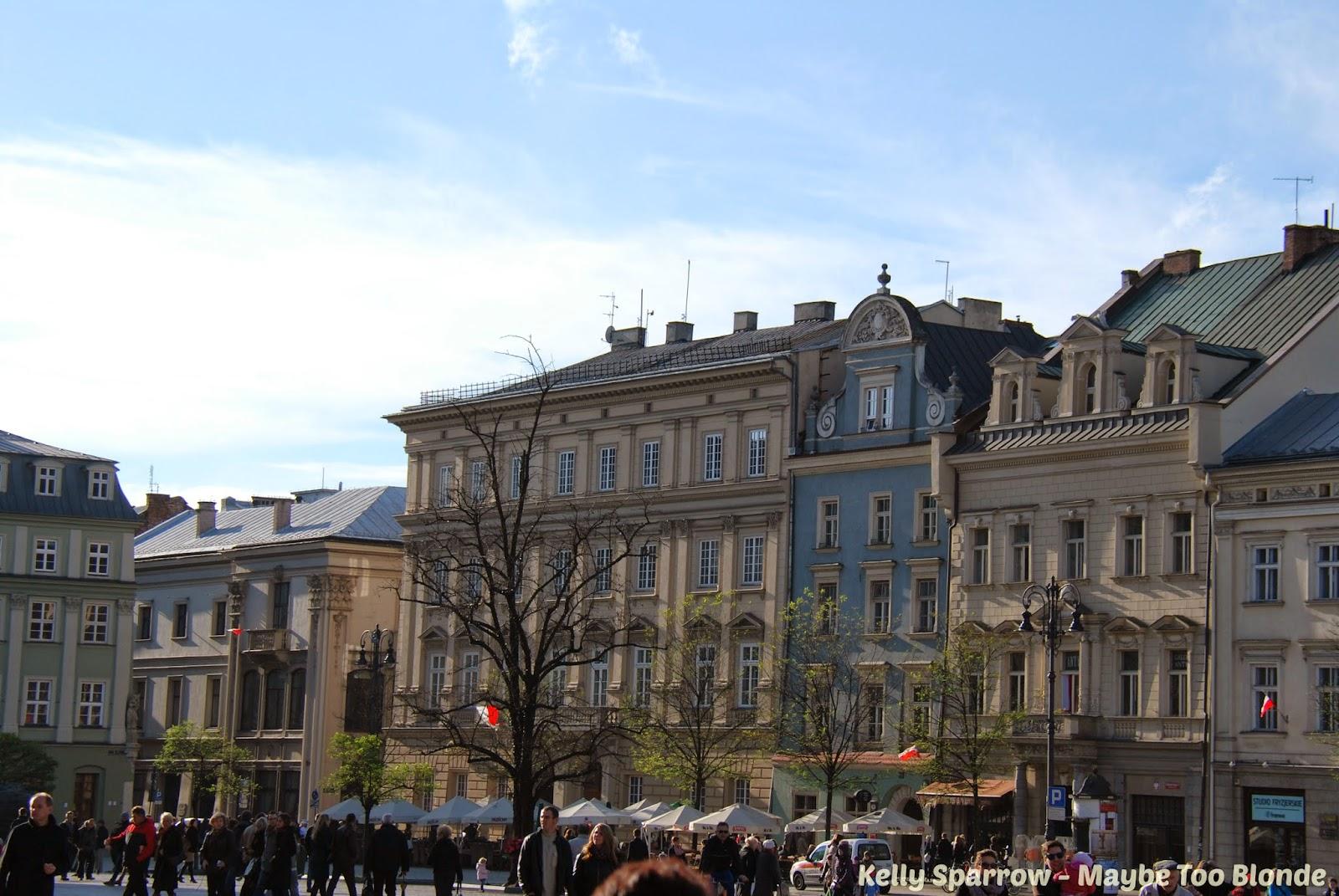 Historic Krakow Poland