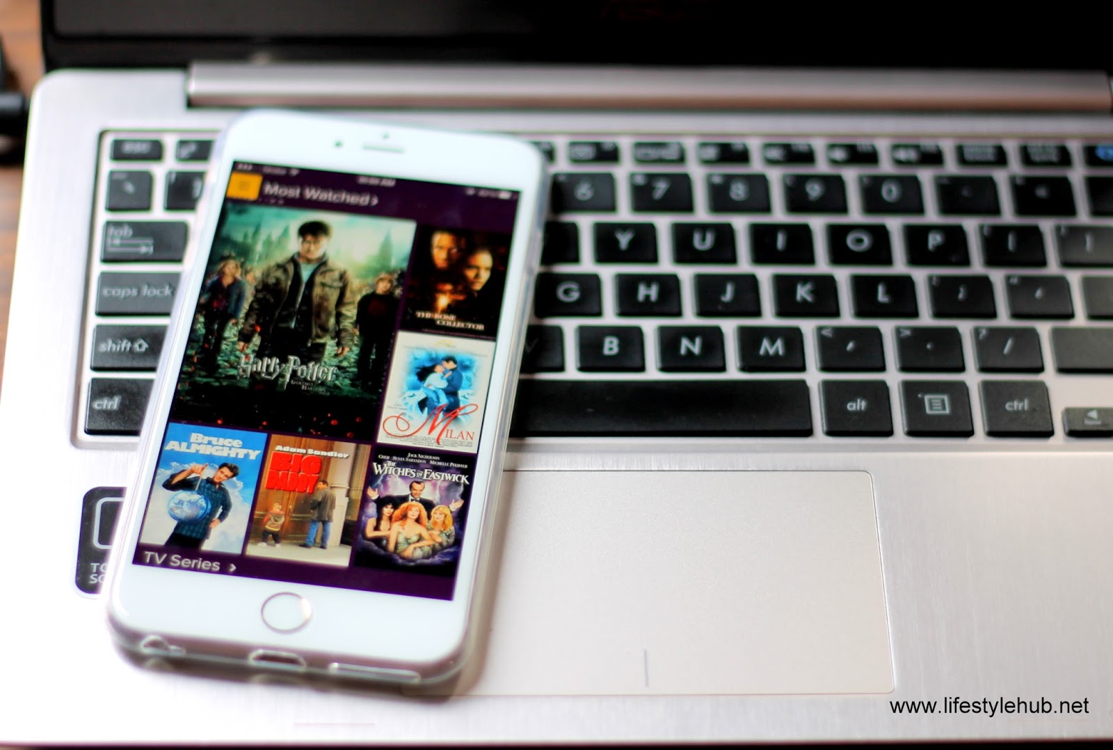 Globe HOOQ TV series and movie streaming