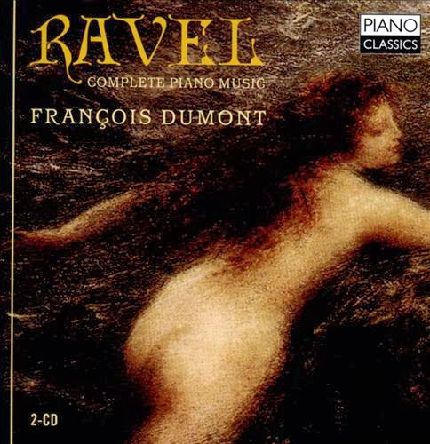 Double CD de François Dumont