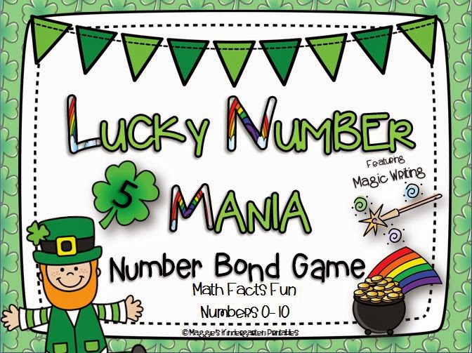 Number Bond Games