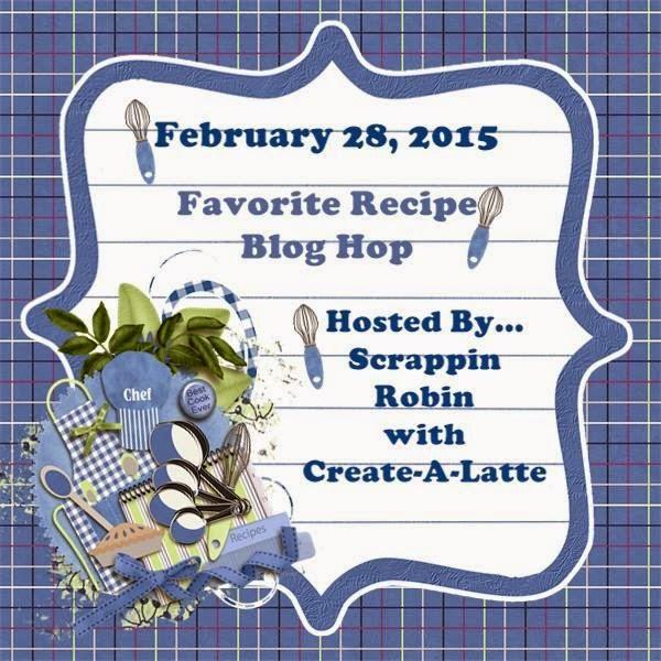 Favorite Recipe Blog Hop