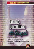 toko buku rahma: buku FILSAFAT PENDIDIKAN AL-GHAZALI, pengarang shafique ali khan, penerbit pustaka setia