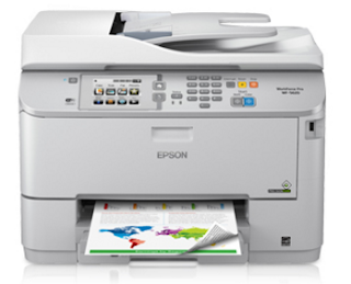 Epson WorkForce Pro WF-5620 Driver Download For Windows 10 And Mac OS X