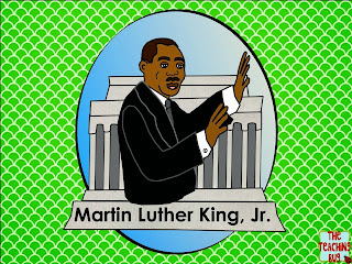 https://www.teacherspayteachers.com/Product/Martin-Luther-King-Jr-Graphic-Organizer-Free-1649175