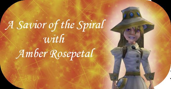 A Savior of the Spiral