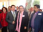 Profra. Marisela Quintanilla Calderón y el Dr. TOBÓN