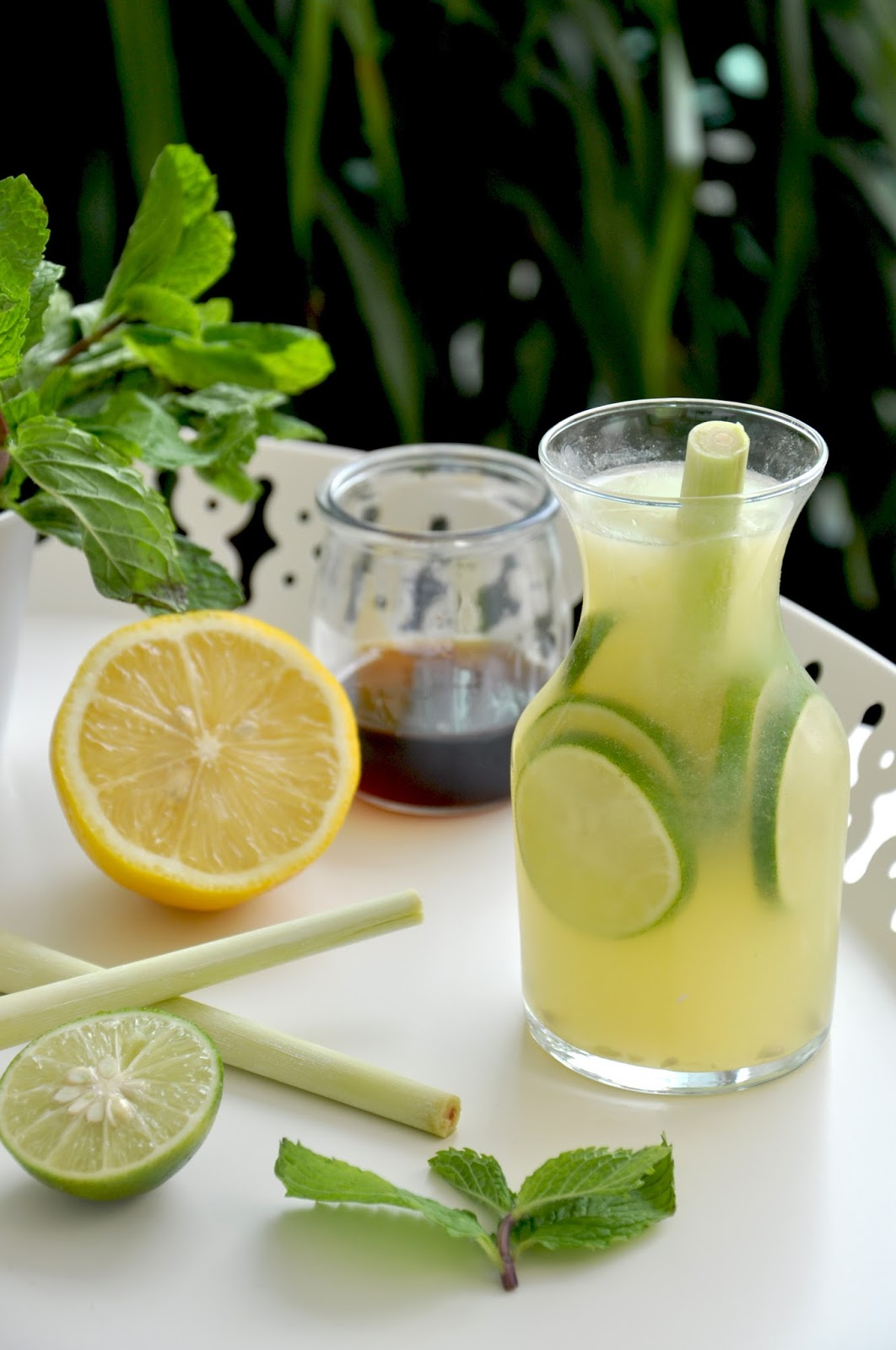 Refreshing Lemon-Lime Popsicles foto