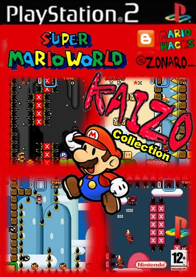 Mario Hacks Antigo: [UPDATE] ISO para PS2: Super Mario
