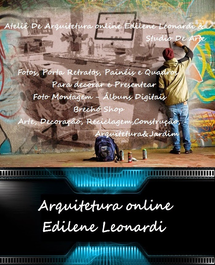 Ateliê De Arquitetura online Edilene Leonardi & Studio De Arte