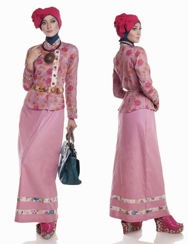 Contoh Model Baju Muslim untuk Pesta Terbaik Saat ini
