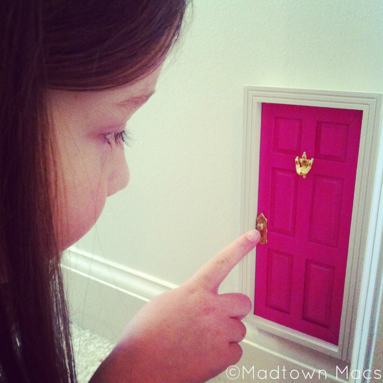 A magic window a not so fairy door for a boy charisa for The magic fairy door