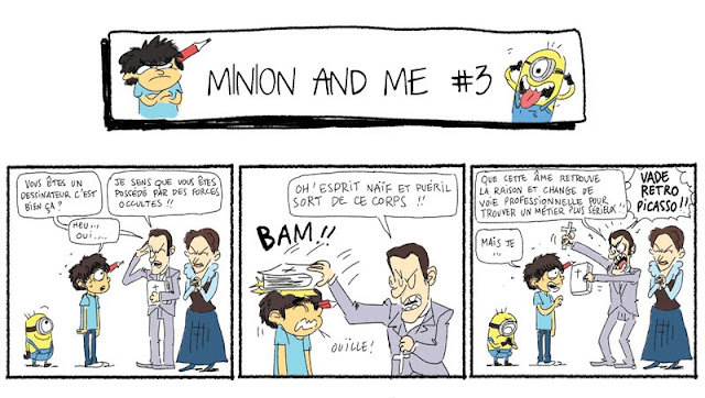 Minion and me the conjuring 2