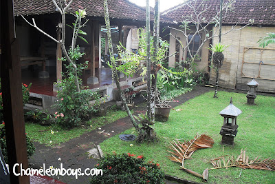 Home Stay UBUD | chameleonboys
