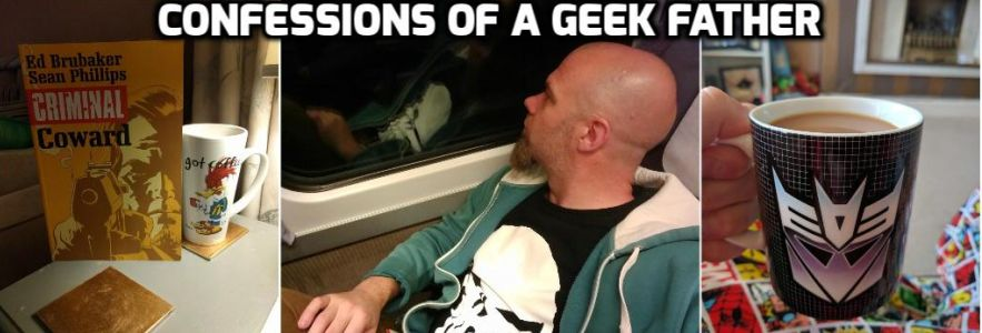 Confessions of a Geek Father