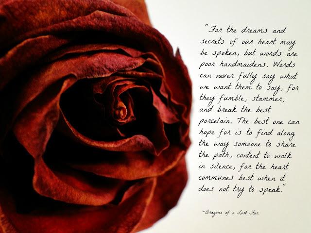 Dragonlance Love Quote