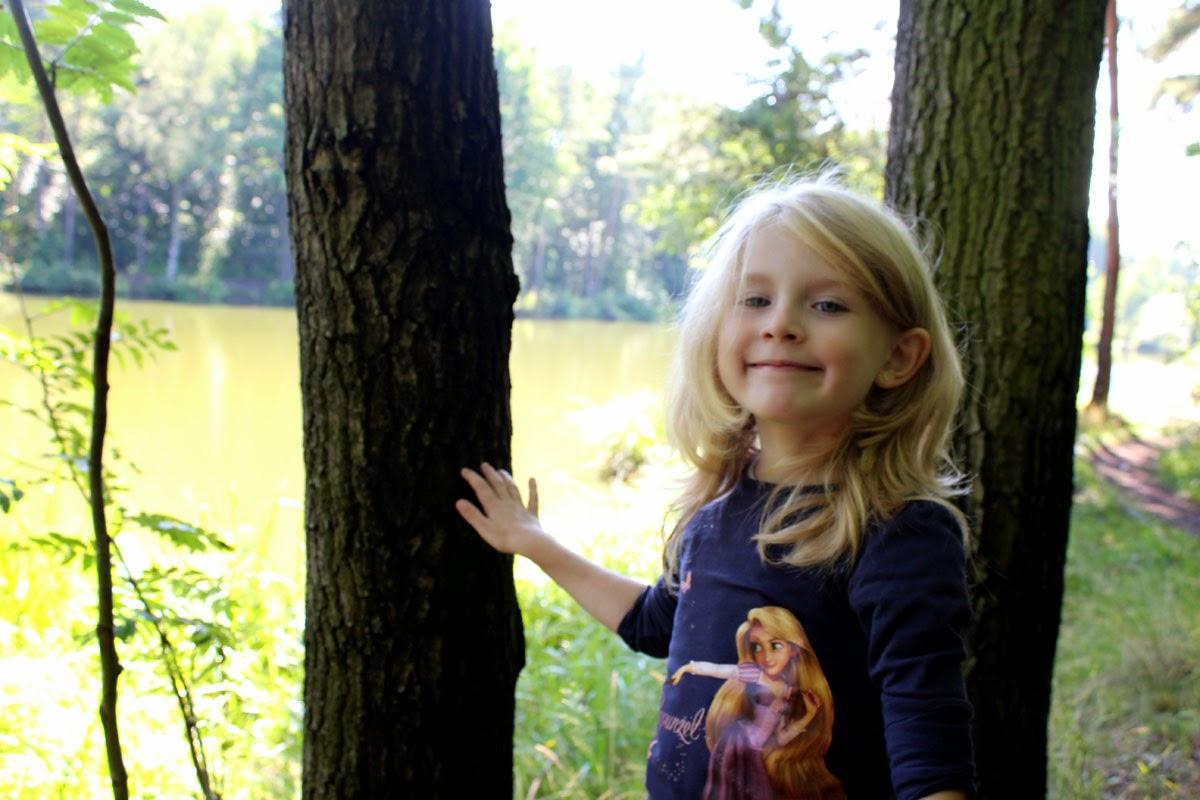 poland, woods, lake, memories