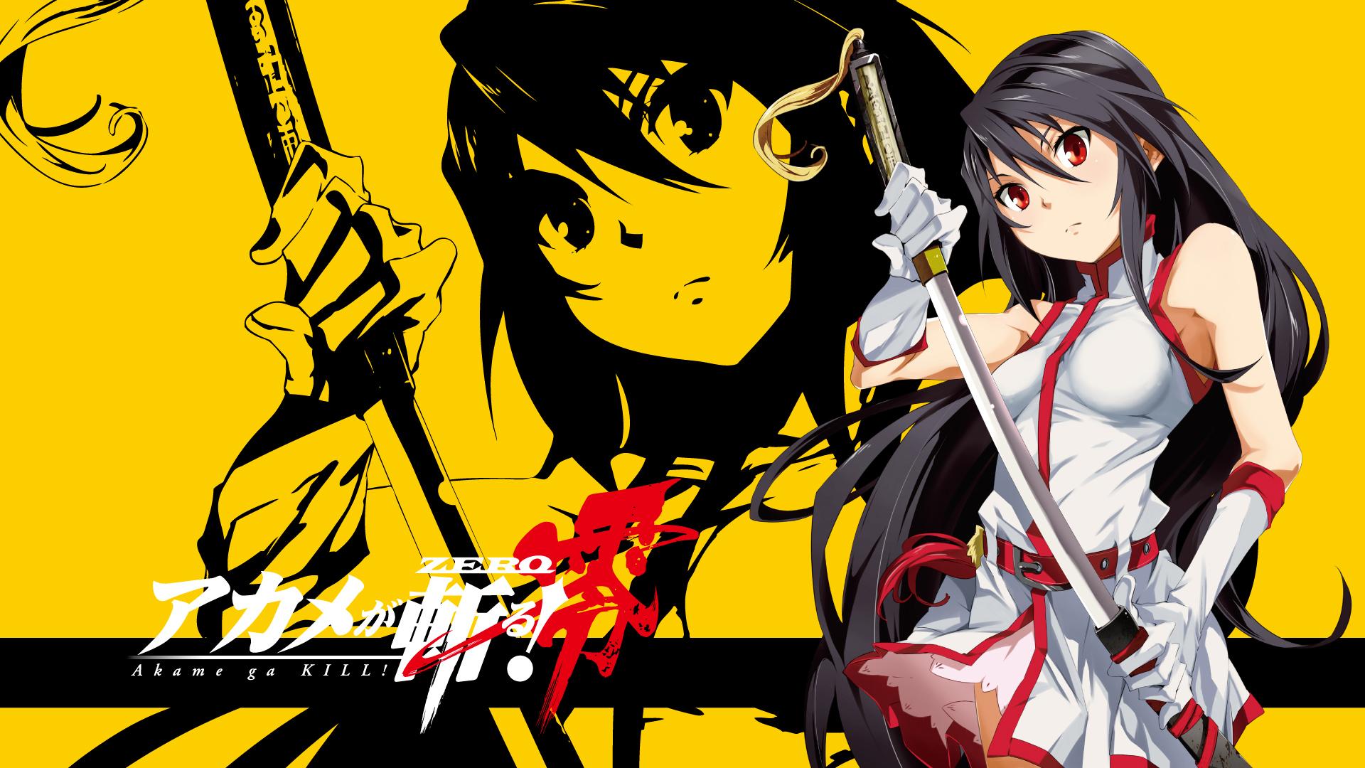Akame Ga Kill 05 Wallpaper Hd