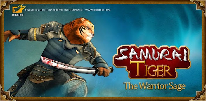 Samurai Tiger v1.2.2 for Qvga, Hvga, Wvga and Tablet Resolution
