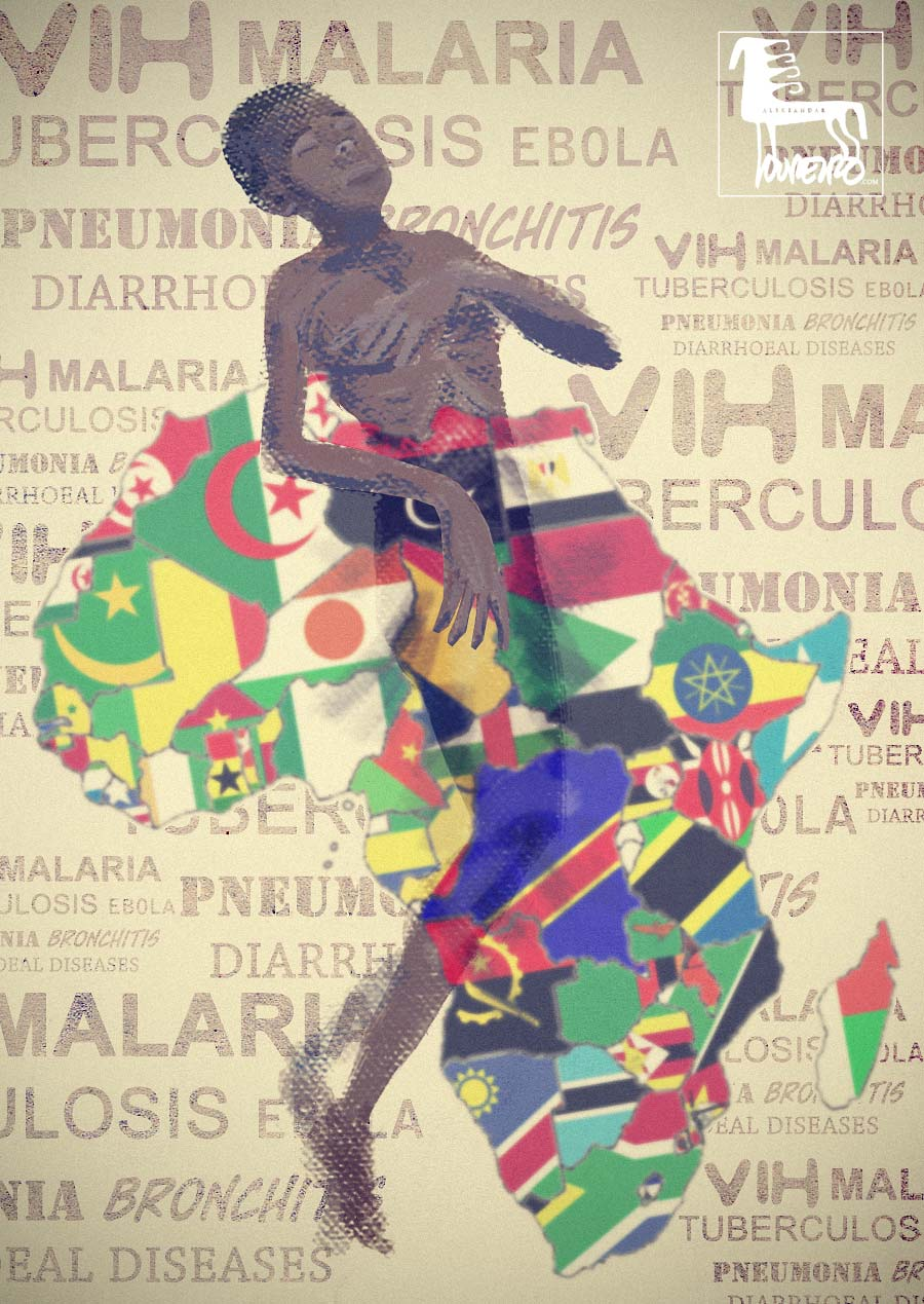 AFRICA-CUNAOLVIDADA-EPIDEMIA