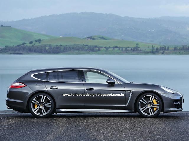 Porsche Panamera Shooting Break