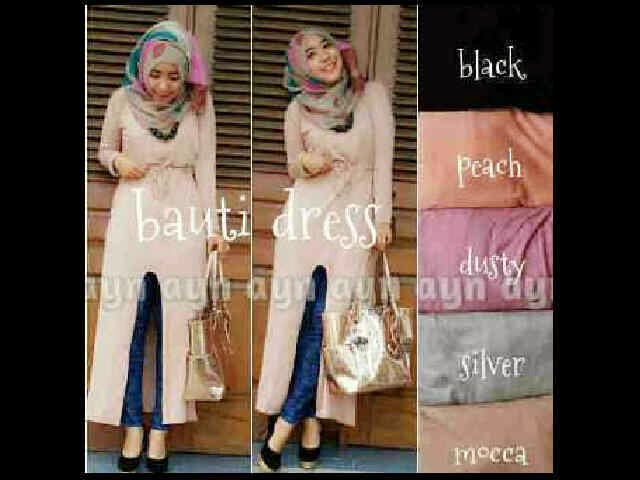 Bauti Long Maxydress