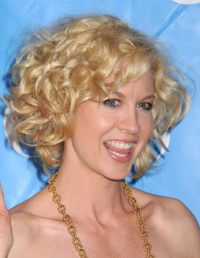 Windy Hairstyle: Short Curly Hairstyles