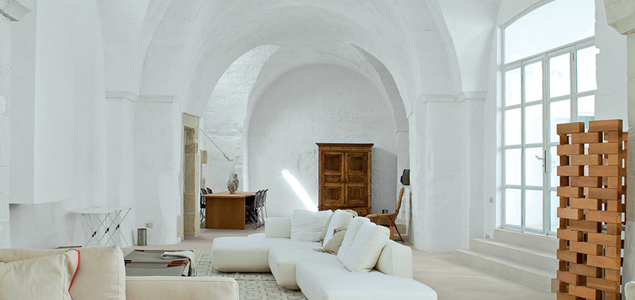 Simplicity Love: Summer Home In Salento, Italy | Ludovica+Roberto Palomba