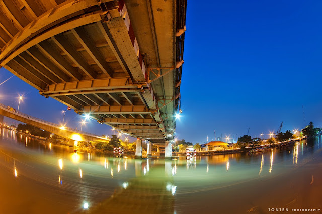 Tan Thuan Bridge, Ho Chi Minh City