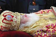 Η ΕΞΟΔΙΟΣ ΑΚΟΛΟΥΘΙΑ ΤΟΥ ΜΑΚΑΡΙΣΤΟΥ ΠΡΩΗΝ ΜΗΤΡΟΠΟΛΙΤΟΥ ΘΕΣΣΑΛΙΩΤΙΔΟΣ κ. ΚΥΡΙΛΛΟΥ του Β΄.