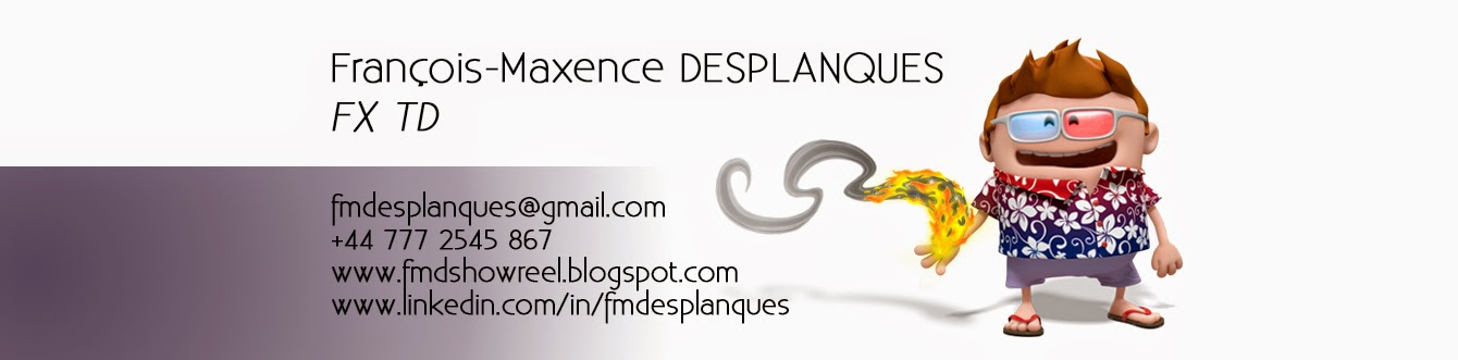 Francois-Maxence Desplanques FX TD